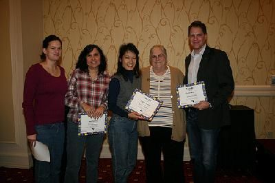 Spring Branch members receive conference certificates